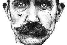 DRAW TATTOO / Tatuagens e desenhos