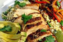 The Mediterranean Diet / Get a brain-healthy mix of proteins, carbs and veggies with some of NorthShore University HealthSystem's favorite healthy recipes for the Mediterranean Diet / by NorthShore University HealthSystem