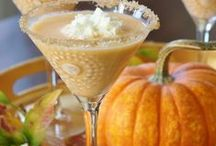 Pumpkin Recipes / Pumpkin cupcake, drinks, and other recipes! In celebration of all things pumpkin spice!
