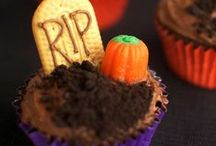 Halloween Cupcakes / Who is ready for spooky delights?
