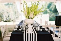 Modern Vibes / inspiration for weddings with a modern feel