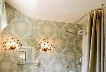 Project: Victorian Bathroom Design / Concept for a project.