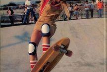 oc:unnamed / faceclaim: laura thornhill jewish skater girl