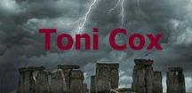 Toni Cox / Toni Cox - Author of the Elemental Saga and believer in dragons