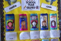 Back to School / Great ideas for back to school and the first day of school!
