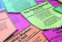 Poetry Teaching Ideas / Fun ideas for reading and writing poetry. Poetry month, too!