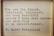 fantastic quotes / by Miranda Day