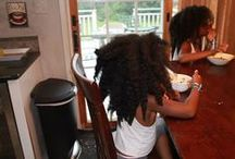 Cherish My Daughter / Working with the hair we've got and loving it! / by Cherish My Daughter Natural Hair Care
