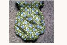 Carly Bubble romper / by scientific seamstress