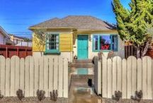 """[RE] inhabit : Atwater Ave LA / A 1940s bungalow in Atwater Village with a kind of """"Pee-Wee's Playhouse vibe"""""""