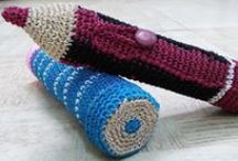 MY FOR THE HOME (made by ME :)) / Interesting quick crochet for the home, easy gifts, easier patterns and projects