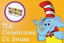 """TLE Celebrates Dr. Seuss! / As the famous quote from Dr. Seuss says, """"A person's a person, no matter how small!"""" TLE centers across the country kick off our March themed 'Read to Me' month with a celebration of Dr. Seuss!"""