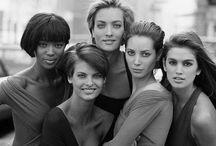 Les mannequins mythiques des années 90