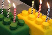 Lego-synttärit