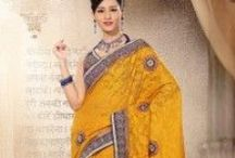 Designer Saree collection / Create market awareness on quality, design, lasting traditional sarees at accurate cost.