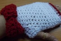 MY GLOVES (made by ME :)) / (made by ME :))