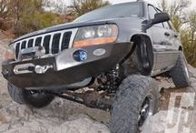 Jeep Grand Cherokee WJ 1999-2004 / This board is for all you WJ lovers out there. Jeep Grand Cherokee model built from 1999-2004