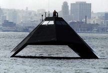 The Warship / U.S Navy