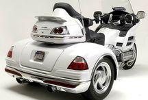 The Gladiator / Motor Trike