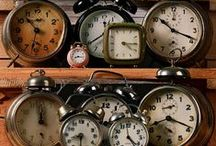Clocks / by WATCH and CLOCK Collection