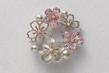 Mikimoto Cherry Blossom Collection