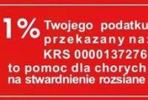 1% dla chorych na SM