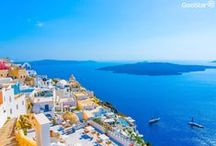Grécia / Descubra as paisagens fantásticas ds Grécia!