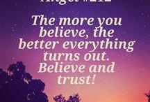 Positive thinking / Positive thinking