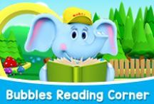 Bubbles' Reading Corner / A list of suggested books for you and your child to enjoy