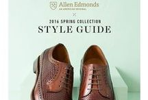 Allen Edmonds Spring 2016 / The Allen Edmonds #spring2016 Mens Shoe And Belt Collection  Contact Erik Peterson To See The Complete Collection 727-916-7848 e.peterson@tomjames.com