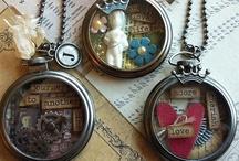 Jewelry Supplies, Inspiration & Tutorials / by Mistress Jennie
