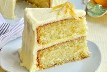 Food to Make- Cakes / This board is all cakes, whether simple cakes I can recreate or amazing cakes that I cannot.  / by Debra Hawkins - Housewife Eclectic