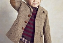 Little Boy Outfits / by Norelis Duran