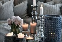 Home Décor / Flooring. Walls. Decor. Lighting. Pillows. Etc... / by Kristal Pardo