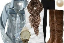 Outfits  / by Jordan Karg
