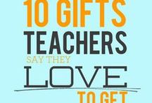 Teacher Gifts / Teachers need encouragement too! Check out our list of creative gifts... / by The Gifting Experts