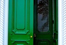 A way out.  Or in. / by Debra Henkel