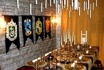 Harry Potter Parties & Food / by Mistress Jennie
