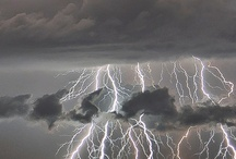 Lightning & Tornados / Weather. Sky. Storms. / by Kristal Pardo