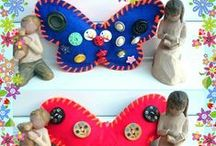 Buttons / by Sara Anthony-Boon (BSc Hons.)