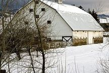 barns, sheds, and out buildings