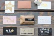 Business Cards / by Kristal Pardo