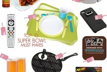 Super Bowl / by The Gifting Experts