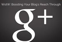 Blog and Social Media Information / How tos on Facebook, Google +, Twitter, Instagram and more.