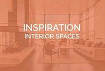 INSPIRATION - Interior Spaces