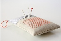 Pin Cushions / by Sara Anthony-Boon (BSc Hons.)