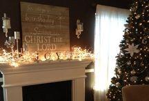 Holiday decoration / by Stephanie Marsh