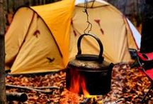 Camping / by Sara Anthony-Boon (BSc Hons.)