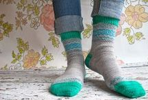 socks / by Sara Anthony-Boon (BSc Hons.)
