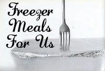 Frozen Meals / by Sarah Parenteau